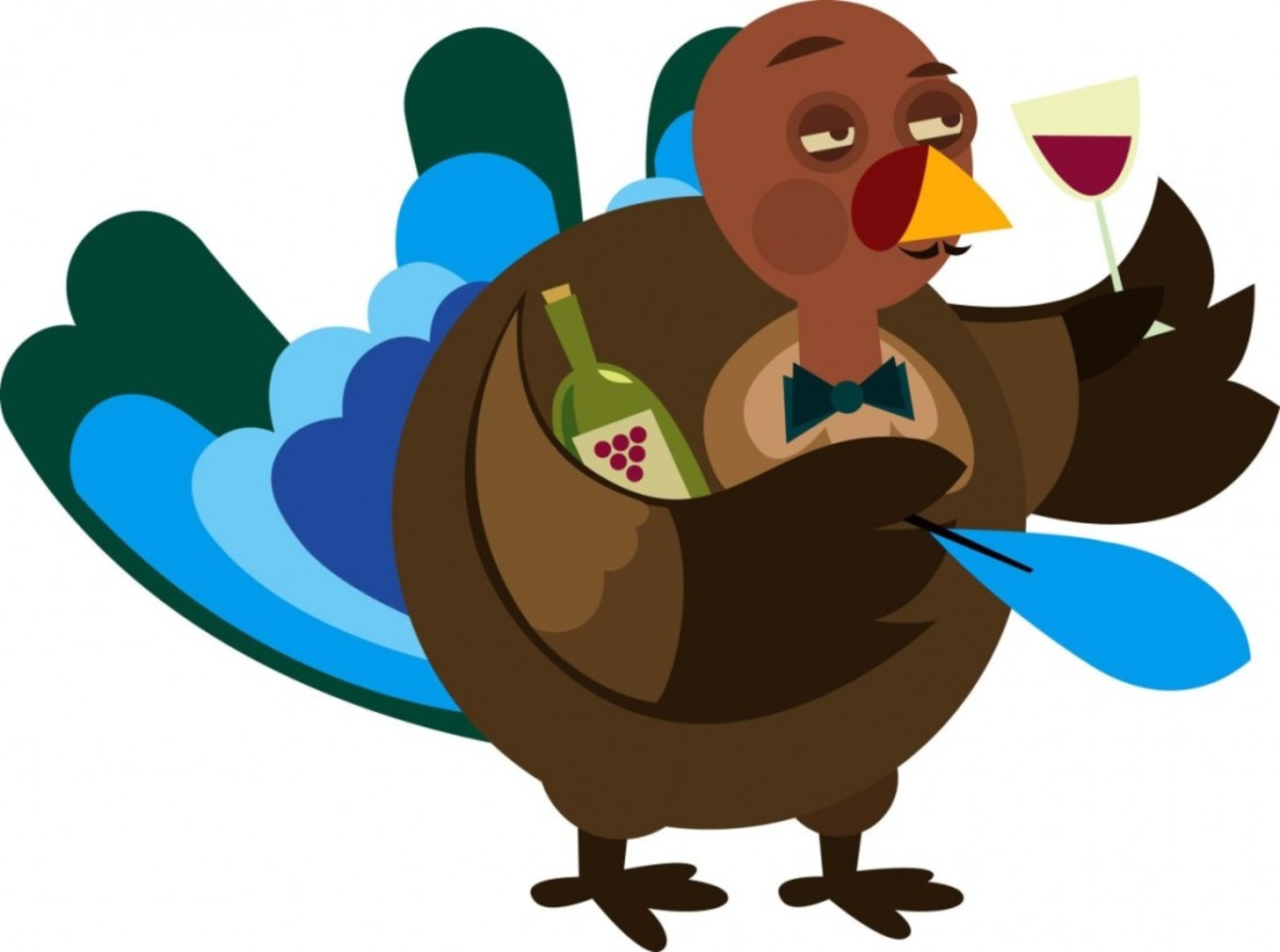 Image result for thanksgiving bar crawl