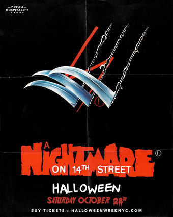 The NightMare on 14th street at Up and Down  (Main Floor)