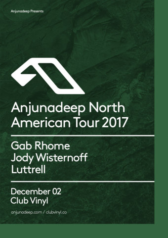 Anjunadeep Showcase 2017