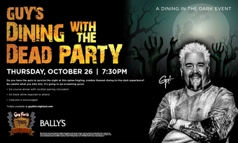 Guy's Dining With The Dead Party