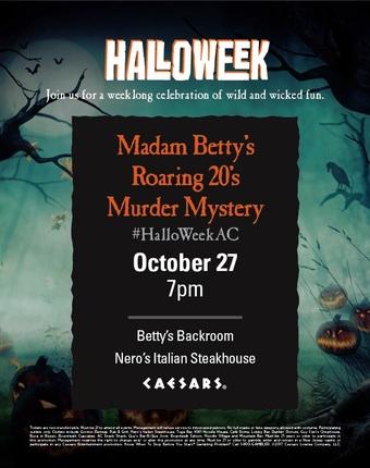 Madam Betty's Roaring 20's Murder Mystery
