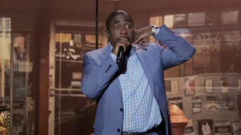 Valley Forge Casino Resort: Keith Robinson