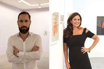 MCASB Presents: In Conversation: Curators Emiliano Valdés and Miki Garcia