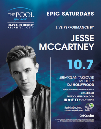 Epic Saturday with Jesse McCartney