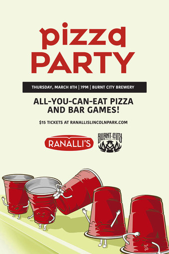 Ranalli's Pizza Party