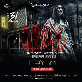 Beauty & The Beast Halloween Costume Party @ PRYSM Nightclub