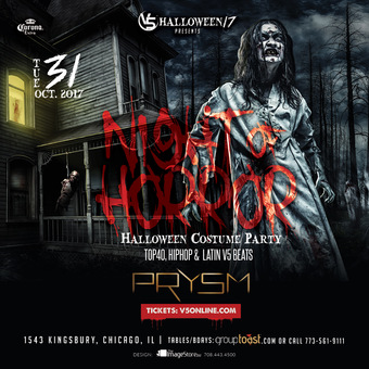 Night of Horror - PRYSM Nightclub