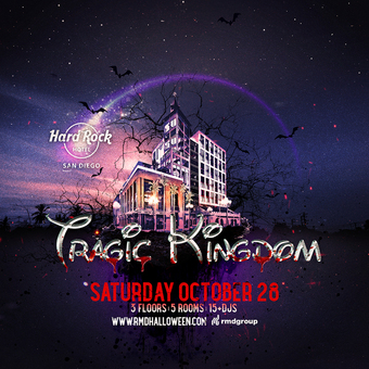 Tragic Kingdom Halloween - Trey Songz, Benny Benassi and More