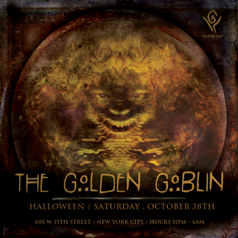 The Golden Goblin at Gilded Lily
