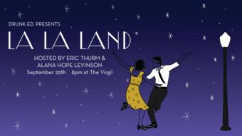 Drunk ED Presents LA LA LAND