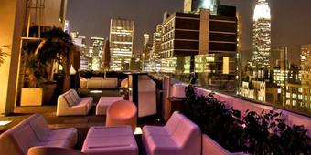Rooftop Halloween Party Pass