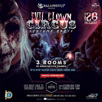 Halloween Costume Party @ The Mine - Saturday