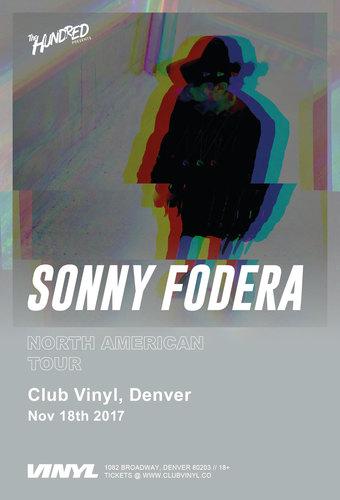 Sonny Fodera