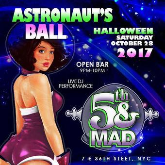 5th & Mad Halloween