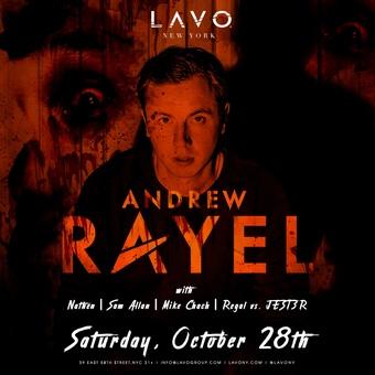 Andrew Rayel Halloween Bash