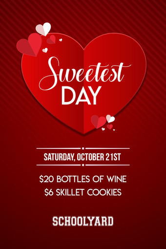 Sweetest Day at Schoolyard
