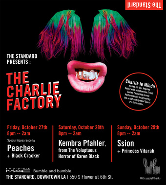 The Charlie Factory