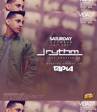 Vida27-JRYTHM
