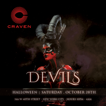 Devils Halloween at Craven