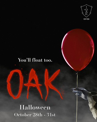 1OAK Halloween Night