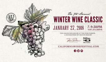 7th Annual Winter Wine Classic by California Wine Festival