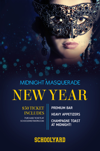 Midnight Masquerade at Schoolyard