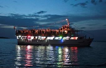Secret Boat Party Pass