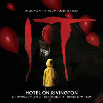IT at Hotel on Rivington