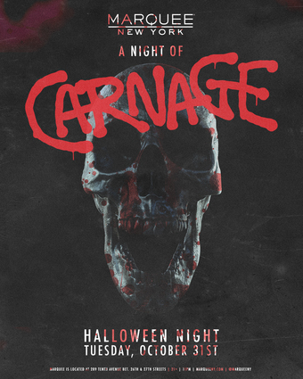 A Night of Carnage