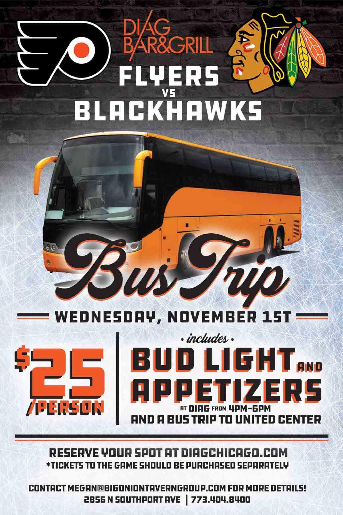 Flyers Bus Trip Mersnoforum