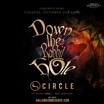 Down the Rabbit Hole at Circle Club