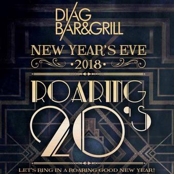 Diag NYE: Roaring 20s