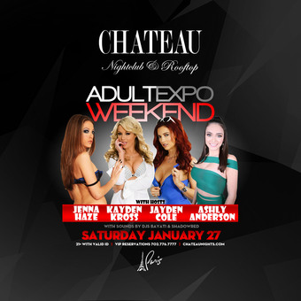 Adult Expo Weekend with Special Guests and DJ Bayati