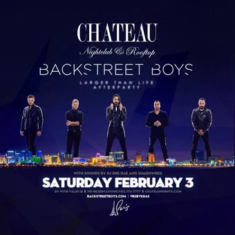 Chateau Saturdays with DJ Dre Dae