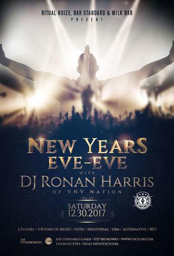 New Years Eve-Eve