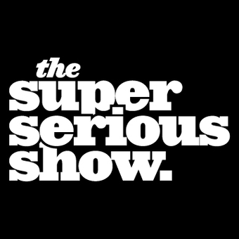 The Super Serious Show with Jimmy Pardo