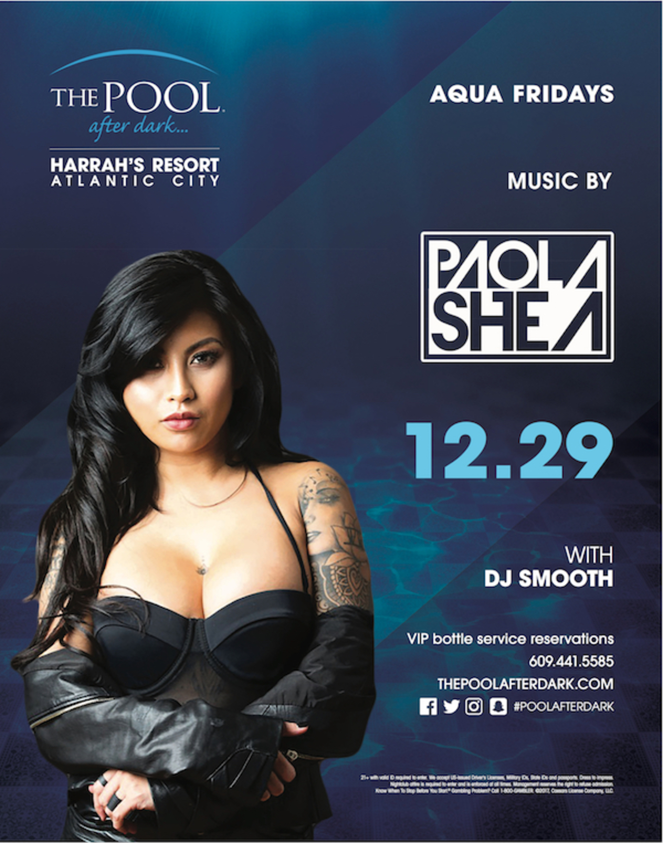 DJ Paola Shea returns to The Pool After Dark   Gallery