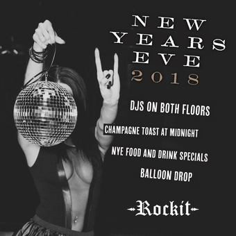 New Year's Eve at Rockit
