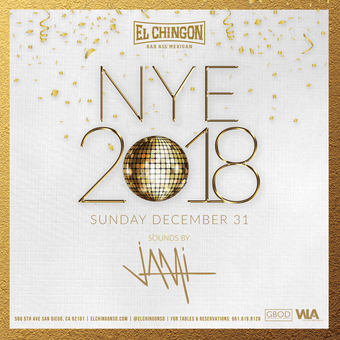 NYE at El Chingon