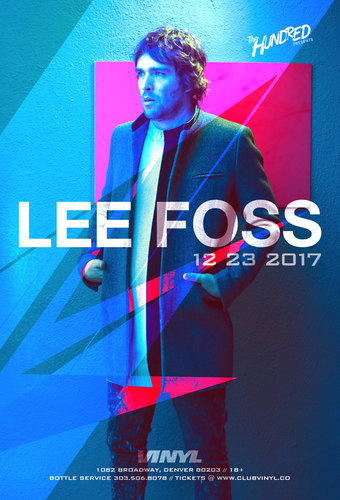 Lee Foss at Club Vinyl