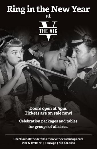 New Year's Eve at The VIG