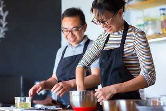 Baking & Bubbles, presented by Veuve Clicquot