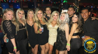 OPEN BAR New Years Eve Pub Crawl 2018