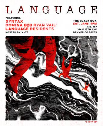 Language 037 - Syntax / Domina b2b Ryan Vail / Language Residents