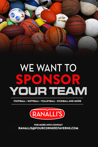 Ranalli's Team Sponsorship