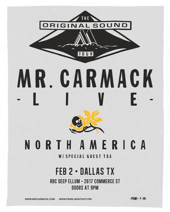 Mr. Carmack (Live)