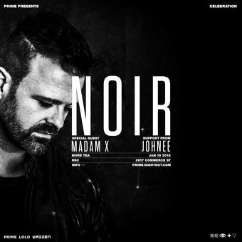 NOIR + Madam X