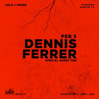 LoLo Ft. Dennis Ferrer at Kingdom