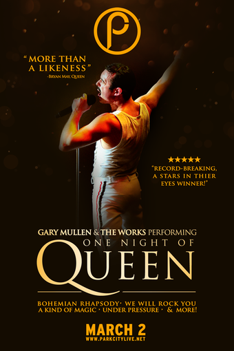 One Night Of Queen : Gary Mullen and The Works