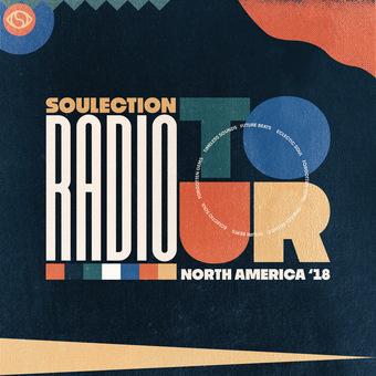 Soulection Radio Tour w/ Joe Kay + Guests - Las Vegas, NV